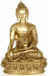 Medicijn Boeddha Beeldje